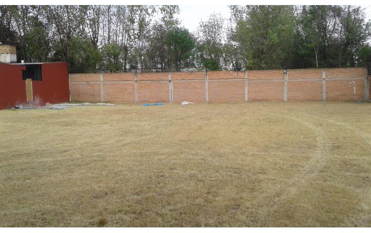Foto de terreno habitacional en venta en  , coaxustenco, metepec, méxico, 1663560 No. 03