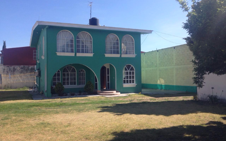 Foto de casa en venta en  , coaxustenco, metepec, méxico, 1793690 No. 01