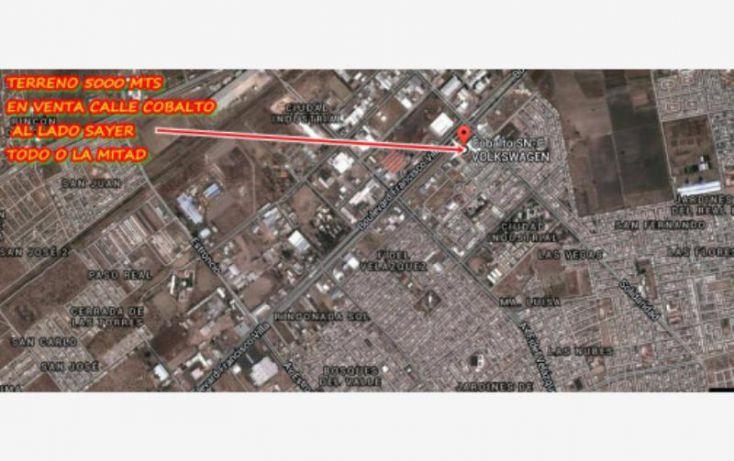 Foto de terreno comercial en venta en cobalto, fideicomiso ciudad industrial, durango, durango, 1601740 no 06