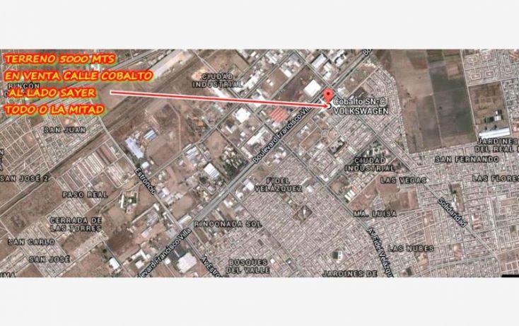 Foto de terreno habitacional en venta en cobalto, fideicomiso ciudad industrial, durango, durango, 956193 no 07
