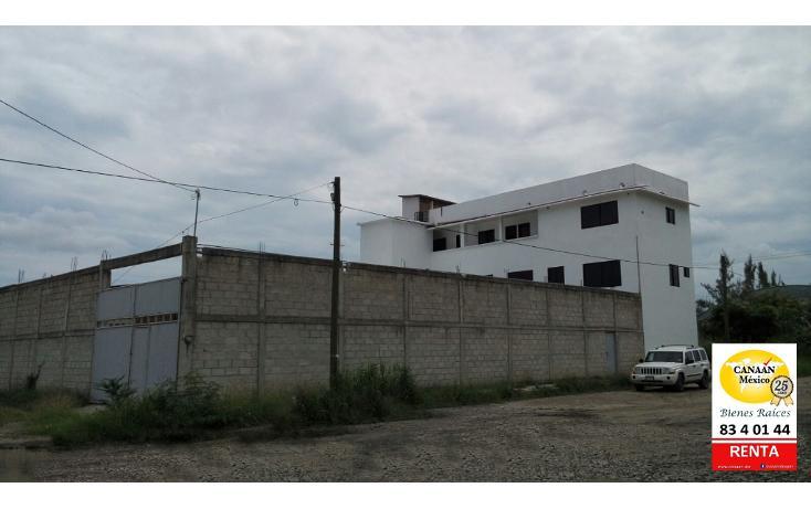 Foto de nave industrial en renta en  , cobos, tuxpan, veracruz de ignacio de la llave, 1430723 No. 01