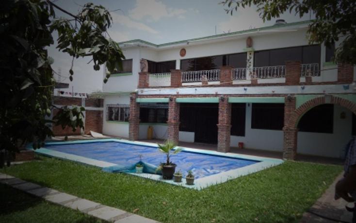 Foto de casa en venta en  , cocoyoc, yautepec, morelos, 1135983 No. 01