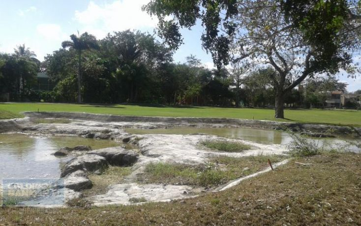 Foto de terreno habitacional en venta en cocoyoles, club de golf la ceiba, mérida, yucatán, 1755463 no 01