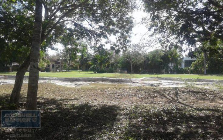 Foto de terreno habitacional en venta en cocoyoles, club de golf la ceiba, mérida, yucatán, 1755463 no 02
