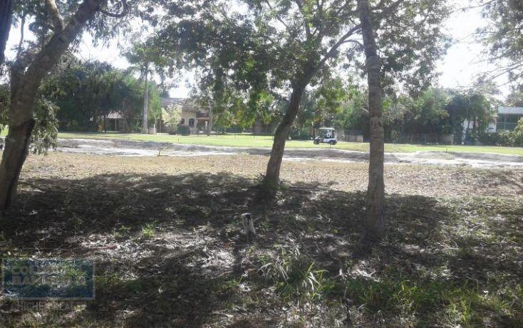 Foto de terreno habitacional en venta en cocoyoles, club de golf la ceiba, mérida, yucatán, 1755463 no 03