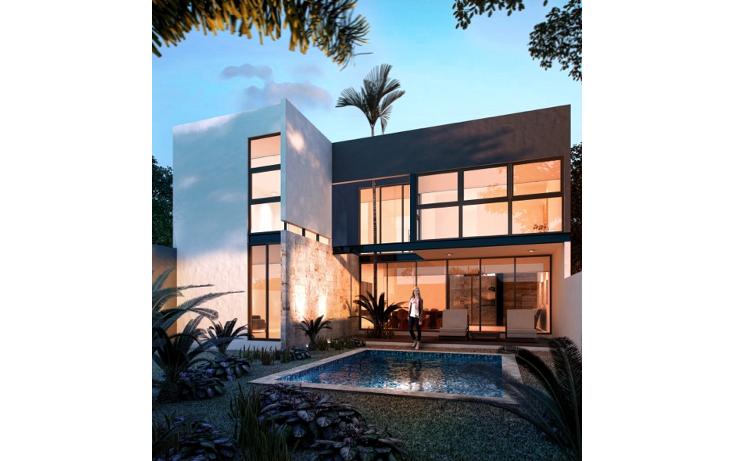 Foto de casa en venta en  , cocoyoles, mérida, yucatán, 1063945 No. 02