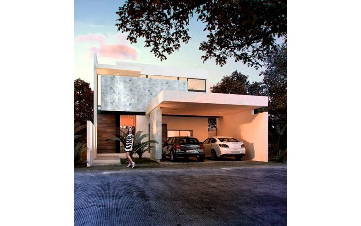 Foto de casa en venta en  , cocoyoles, mérida, yucatán, 1069823 No. 01