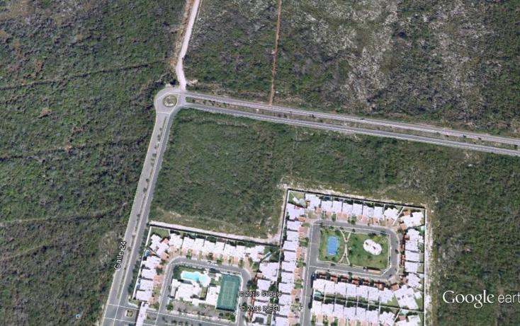 Foto de terreno habitacional en venta en  , cocoyoles, mérida, yucatán, 1085643 No. 01
