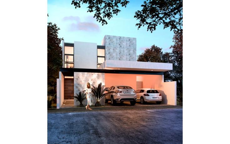 Foto de casa en venta en  , cocoyoles, mérida, yucatán, 1089005 No. 01