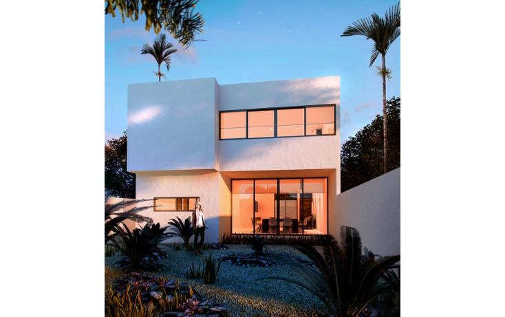 Foto de casa en venta en  , cocoyoles, mérida, yucatán, 1089005 No. 02