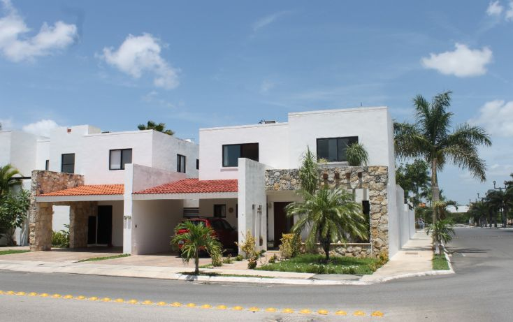 Foto de casa en condominio en venta en, cocoyoles, mérida, yucatán, 1107617 no 01