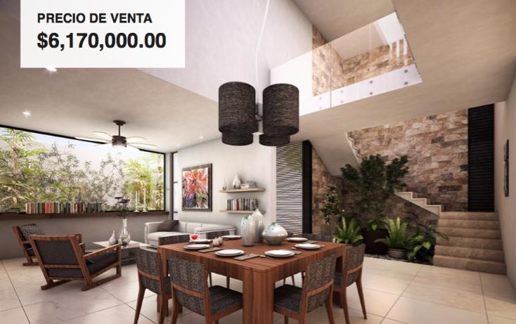 Foto de casa en condominio en venta en  , cocoyoles, m?rida, yucat?n, 1128187 No. 03