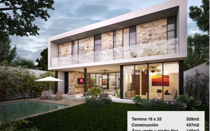 Foto de casa en venta en  , cocoyoles, mérida, yucatán, 1128187 No. 04