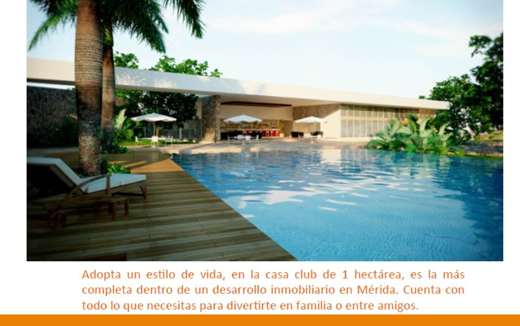 Foto de casa en venta en  , cocoyoles, mérida, yucatán, 1128187 No. 09