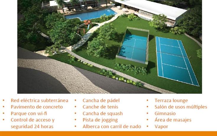 Foto de casa en venta en  , cocoyoles, mérida, yucatán, 1128187 No. 10