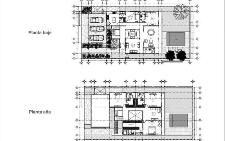 Foto de casa en venta en  , cocoyoles, mérida, yucatán, 1128187 No. 11