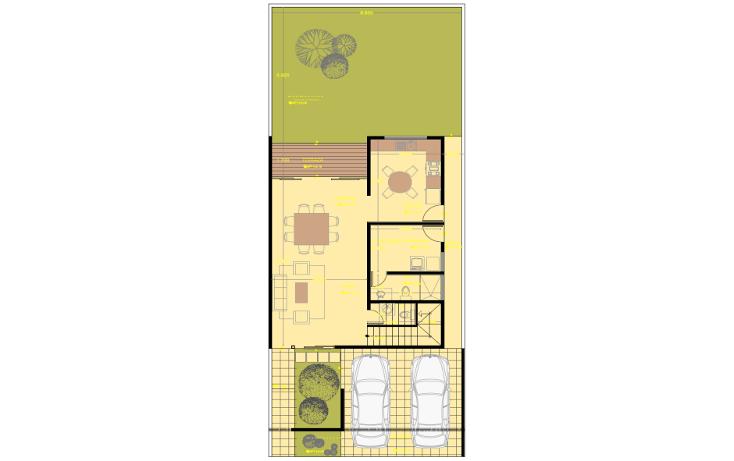 Foto de casa en venta en  , cocoyoles, m?rida, yucat?n, 1145187 No. 06