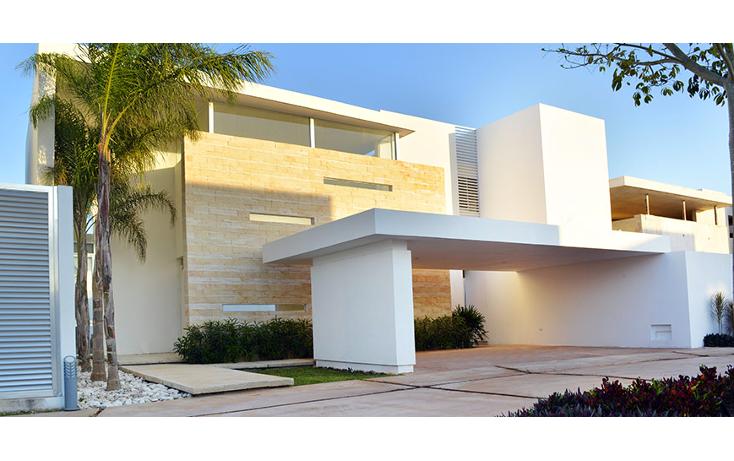 Foto de casa en venta en  , cocoyoles, m?rida, yucat?n, 1163859 No. 01