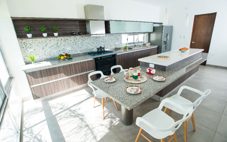 Foto de casa en venta en  , cocoyoles, m?rida, yucat?n, 1163859 No. 14