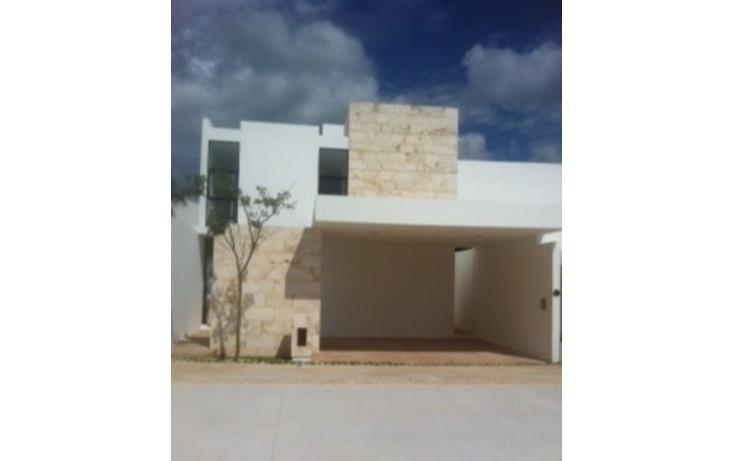 Foto de casa en venta en  , cocoyoles, m?rida, yucat?n, 1166813 No. 01