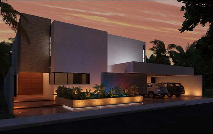 Foto de casa en venta en  , cocoyoles, mérida, yucatán, 1210023 No. 01
