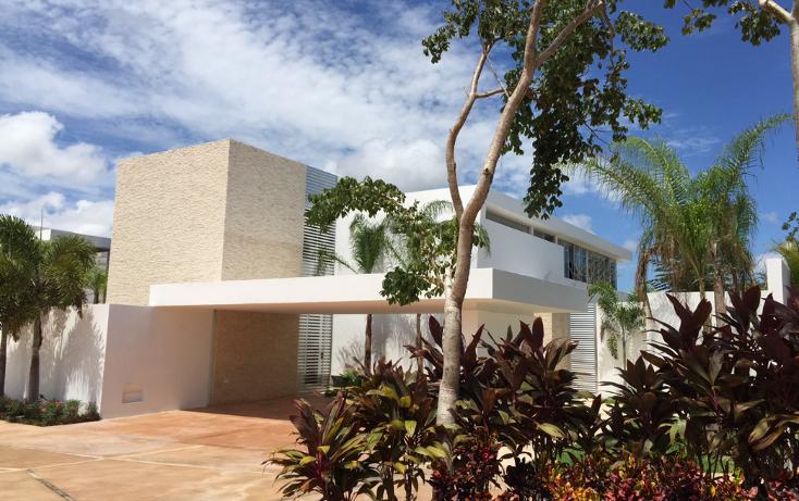 Foto de casa en venta en  , cocoyoles, m?rida, yucat?n, 1230255 No. 01