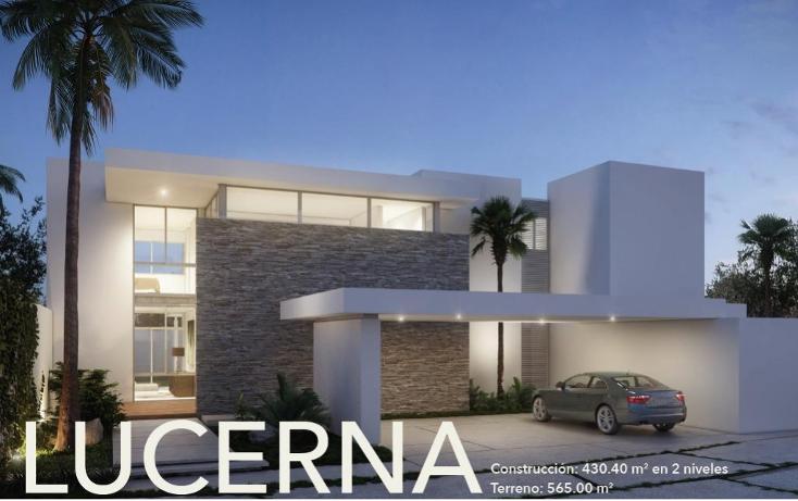Foto de casa en venta en  , cocoyoles, mérida, yucatán, 1245013 No. 01