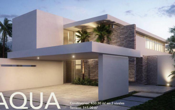 Foto de casa en venta en, cocoyoles, mérida, yucatán, 1245015 no 01