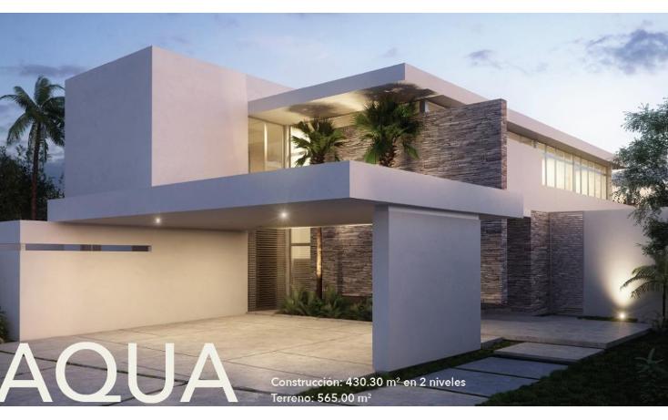 Foto de casa en venta en  , cocoyoles, mérida, yucatán, 1245015 No. 01