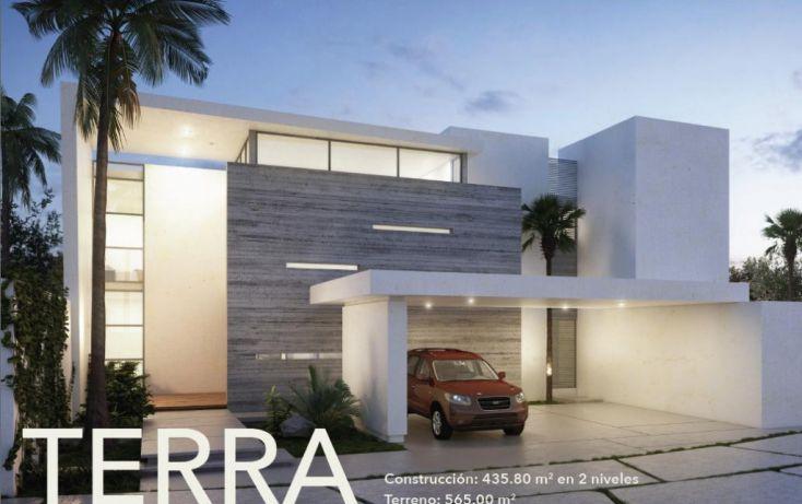 Foto de casa en venta en, cocoyoles, mérida, yucatán, 1245017 no 01