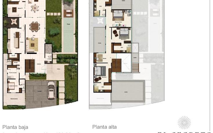 Foto de casa en venta en  , cocoyoles, mérida, yucatán, 1245017 No. 04