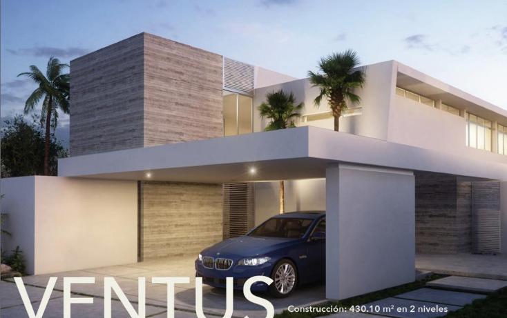 Foto de casa en venta en  , cocoyoles, mérida, yucatán, 1245019 No. 01