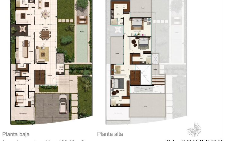 Foto de casa en venta en  , cocoyoles, mérida, yucatán, 1245019 No. 03