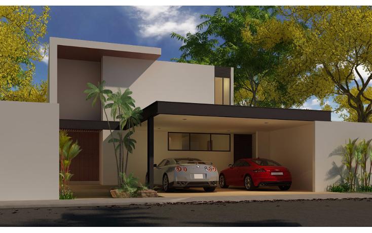 Foto de casa en venta en  , cocoyoles, mérida, yucatán, 1250895 No. 02
