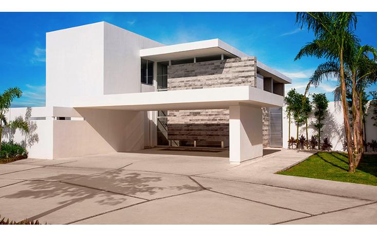 Foto de casa en venta en  , cocoyoles, mérida, yucatán, 1255347 No. 01