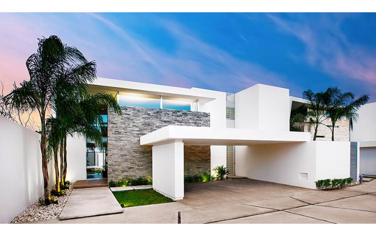 Foto de casa en venta en  , cocoyoles, mérida, yucatán, 1255359 No. 01