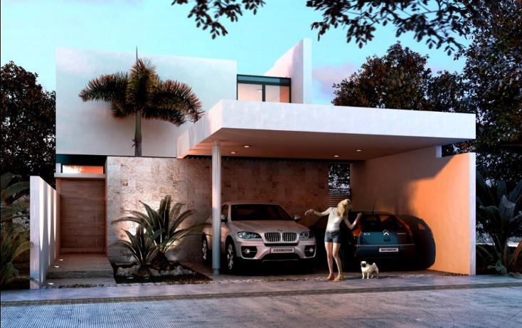 Foto de casa en condominio en venta en  , cocoyoles, mérida, yucatán, 1280053 No. 01