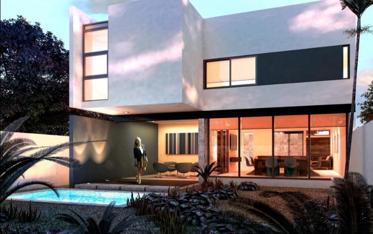Foto de casa en condominio en venta en  , cocoyoles, mérida, yucatán, 1280053 No. 02