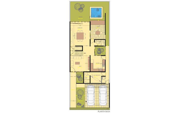 Foto de casa en condominio en venta en  , cocoyoles, mérida, yucatán, 1280053 No. 06