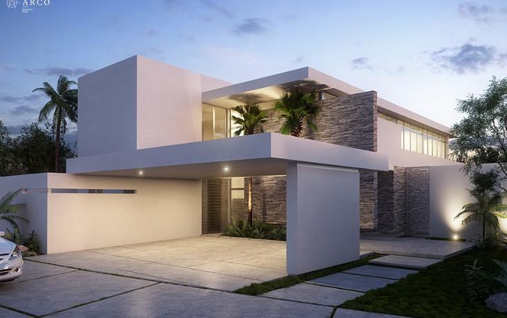 Foto de casa en venta en  , cocoyoles, mérida, yucatán, 1295697 No. 03