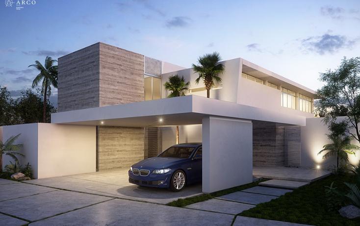 Foto de casa en venta en  , cocoyoles, mérida, yucatán, 1295697 No. 04