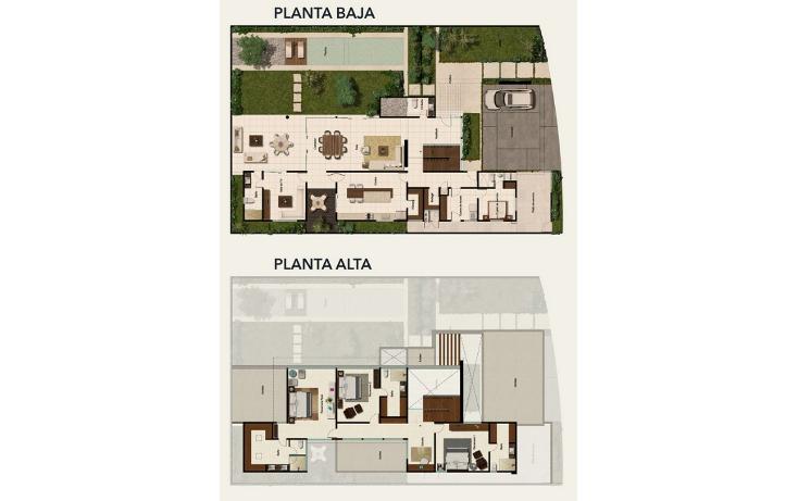 Foto de casa en venta en  , cocoyoles, mérida, yucatán, 1295697 No. 12