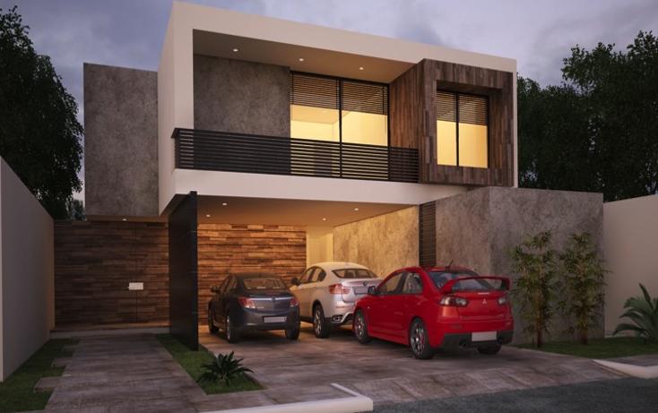 Foto de casa en venta en  , cocoyoles, mérida, yucatán, 1298177 No. 01
