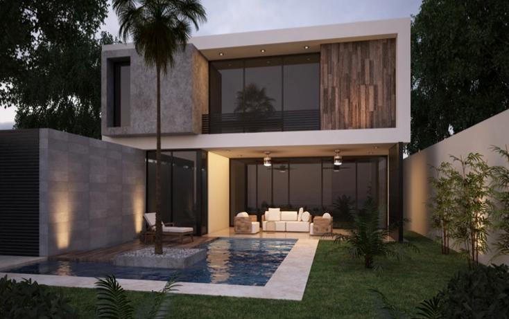 Foto de casa en venta en  , cocoyoles, mérida, yucatán, 1309513 No. 02