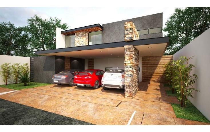 Foto de casa en venta en  , cocoyoles, mérida, yucatán, 1314879 No. 01