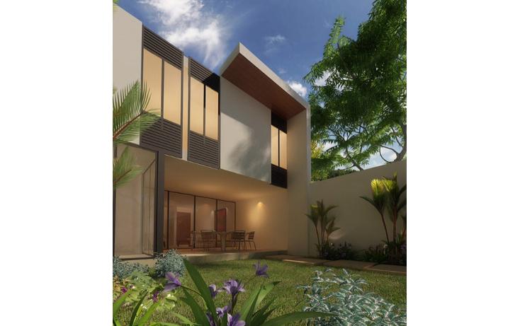 Foto de casa en venta en  , cocoyoles, mérida, yucatán, 1417425 No. 02