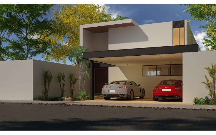 Foto de casa en venta en  , cocoyoles, mérida, yucatán, 1417445 No. 01