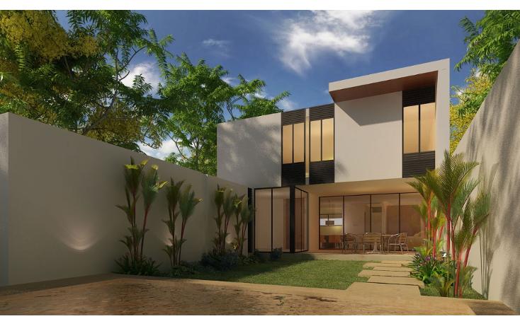 Foto de casa en venta en  , cocoyoles, mérida, yucatán, 1417445 No. 02