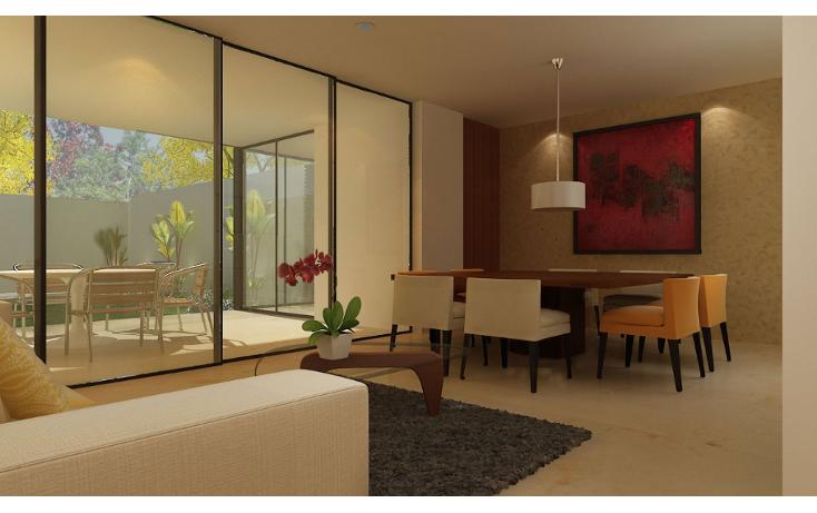 Foto de casa en venta en  , cocoyoles, mérida, yucatán, 1417445 No. 04