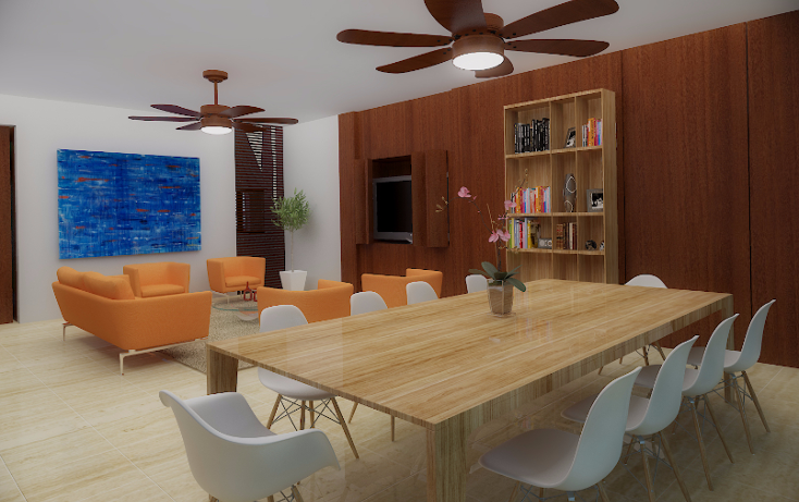 Foto de casa en venta en  , cocoyoles, m?rida, yucat?n, 1444459 No. 05